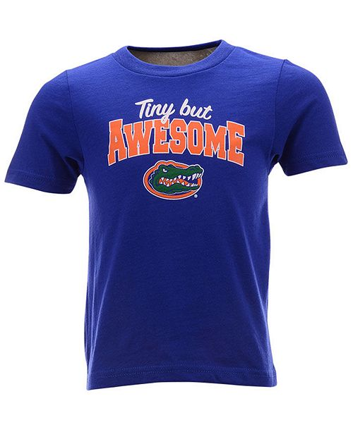 Outerstuff Toddlers Florida Gators Tiny But Awesome T-Shirt