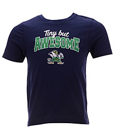 Baby Notre Dame Fighting Irish Tiny But Awesome T-Shirt