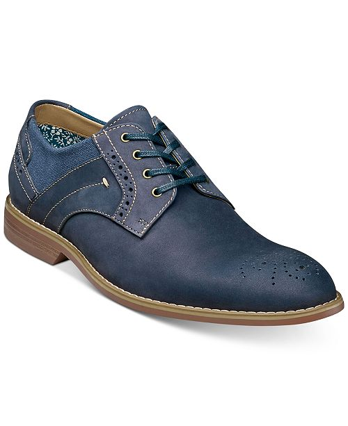 Stacy Adams Men's Westby Medallion Oxfords