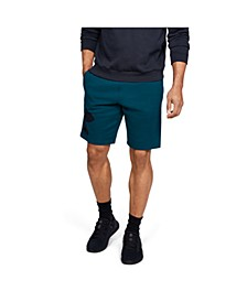 "Men's Fleece Logo 10"" Shorts"