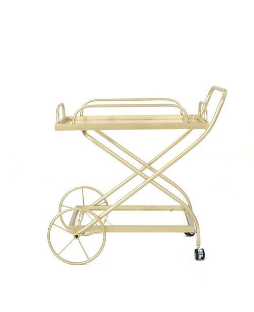 Noble House Indio Bar Cart