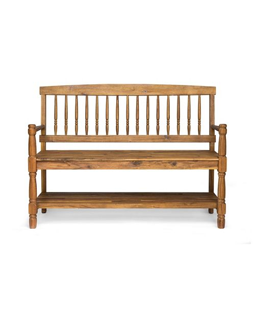 Noble House Imperial Outdoor Bench