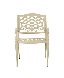 Phoenix Outdoor Dining Chair (Set of 2)