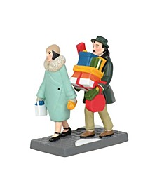 Spending Time Together Figurines