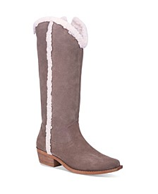 Women's Jango Leather Regular-Calf Boot