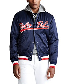Men's Polo RL Baseball Jacket