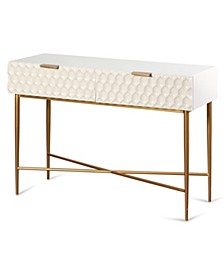 Textured Contemporary Console