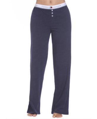 Tommy Hilfiger Mens Cotton Icon Pyjama Bottoms