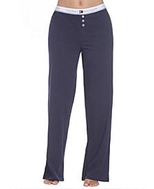 Basic Dot Pajama Pants