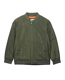 Toddler Boys Airforce Bomber Jacket