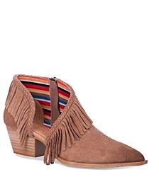 Women's Kindred Spirit Leather Bootie
