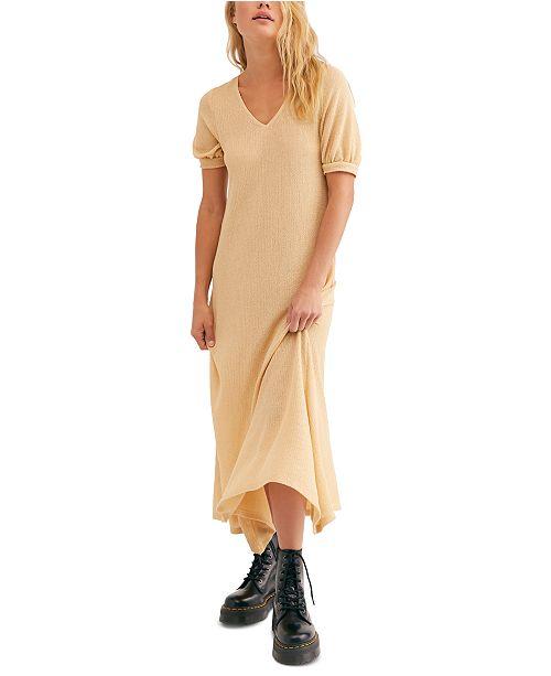 Free People Montauk Midi Dress