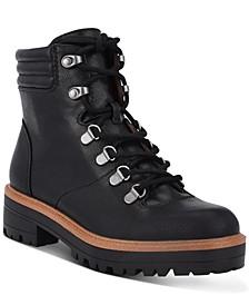 Isha Combat Boots