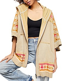 Wildside Poncho Sweater