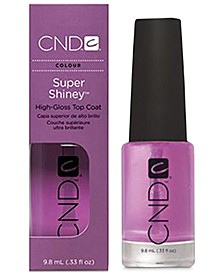 Creative Nail Design Super Shiney Top Coat, 0.33-oz., from PUREBEAUTY Salon & Spa