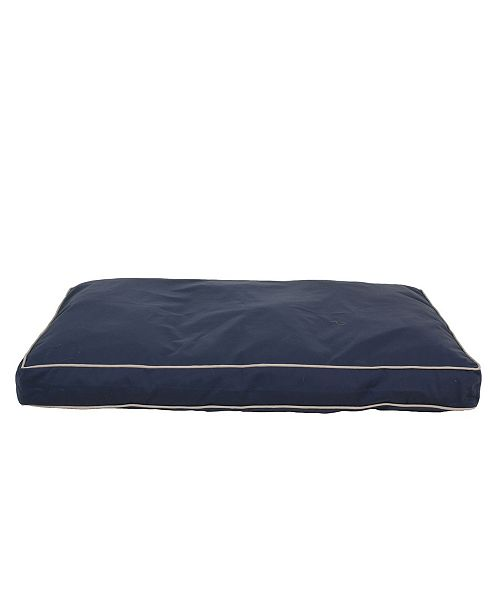 Carolina Pet Company Memory Foam Classic Canvas Rectangle Jamison Bed