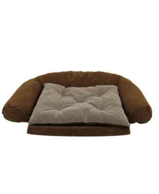 Ortho Sleeper Comfort Couch, Removable Cushion