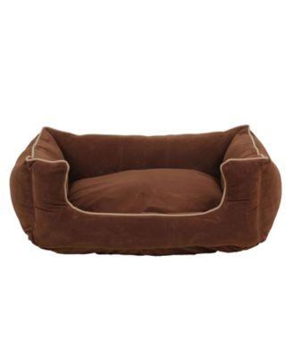 Microfiber Low Profile Kuddle Lounge