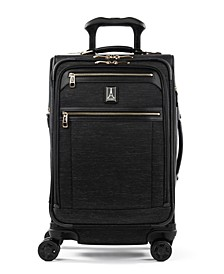 "Platinum Elite  Limited Edition 21"" Softside Carry-On Luggage"