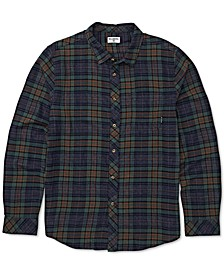 Men's Freemont Stretch Plaid Flannel Shirt