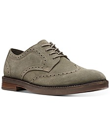 Men's Paulson Wingtip Oxfords