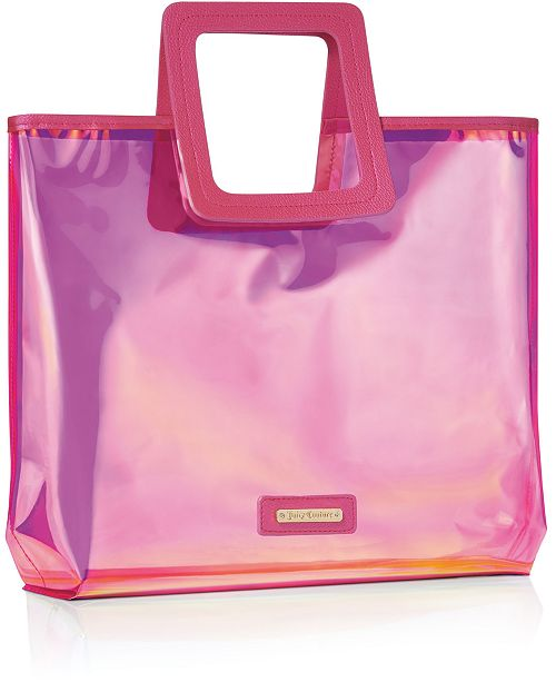 Juicy Couture Receive a Complimentary Bag with any large spray purchase from the Juicy Couture fragrance collection