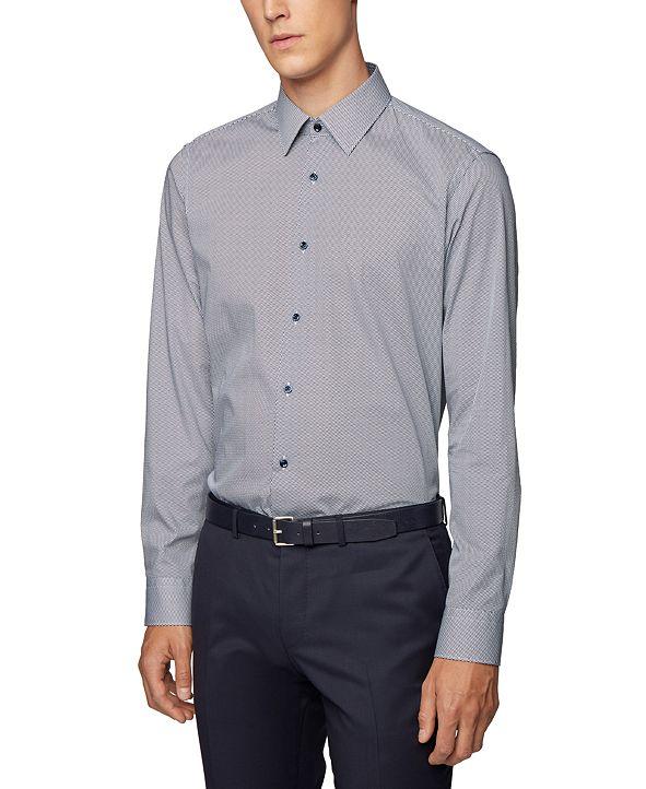 Hugo Boss BOSS Men's Ganos Regular-Fit Shirt
