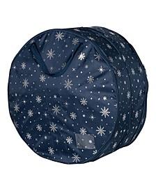 "Deluxe 2-Wreath 36"" Wreath Storage Bag"