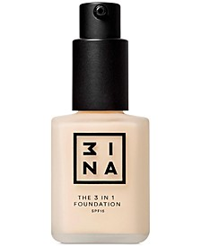 The 3 In 1 Foundation