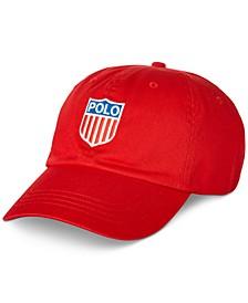 Men's Polo Shield Twill Chariots Cap