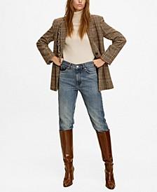 Mom-Fit Premium Jeans