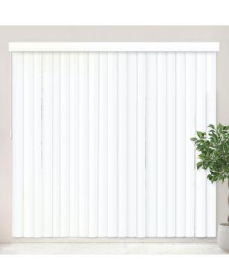 Vertical Blinds, Patio Door or Large Window Shade, 78