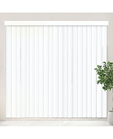 Vertical Blinds, Patio Door or Large Window Shade