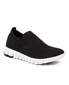 Nosox Little Boys Eddy Jr Memory Foam Dress Comfort Casual Sneaker Slip On Loafer