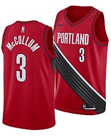 Men's C.J. McCollum Portland Trail Blazers Statement Swingman Jersey