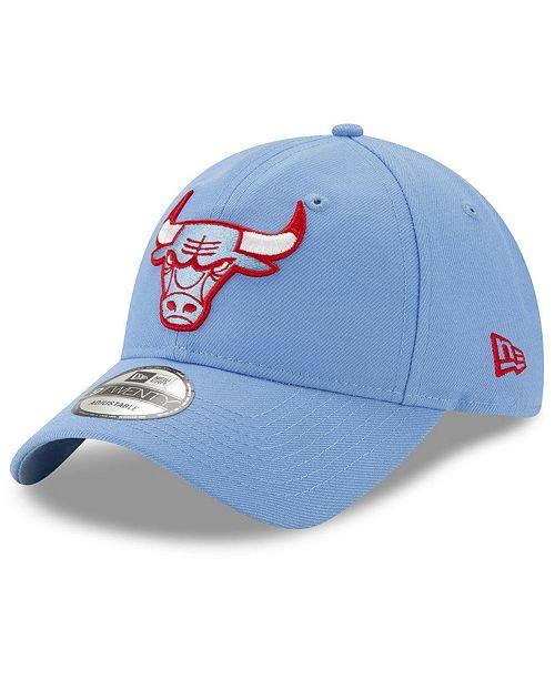 New Era Chicago Bulls City Series 9TWENTY Strapback Cap