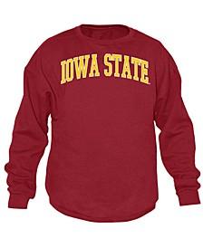 Men's Iowa State Cyclones Midsize Crew Neck Sweatshirt