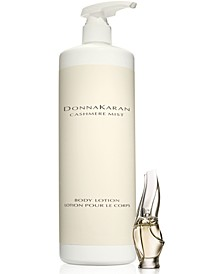 2-Pc. Cashmere Mist Body Lotion Gift Set