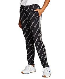 Women's Logo-Print Track Pants
