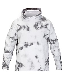 Men's Lightning Wash Fleece Hoodie
