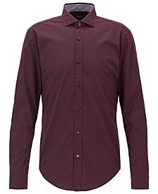 BOSS Men's Ridley_53 Slim-Fit Shirt
