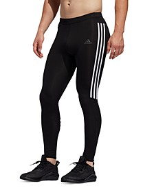 Men's Adidas Run It Tight 3 Stripe Men