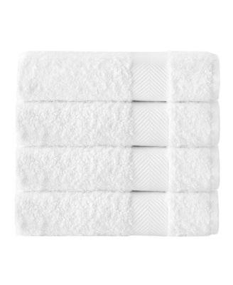 Kansas Turkish Cotton 4-Pc. Bath Towel Set