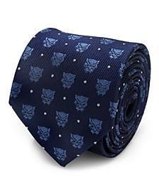 Black Panther Dot Tie
