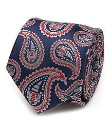 R2D2 Paisley Men's Tie
