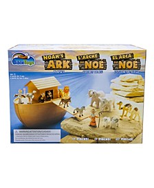 Noah's Ark 18 Piece Playset