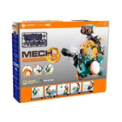 Teach Tech Mech-5 Programmable Mechanical Robot Coding Kit Stem Educational Toys