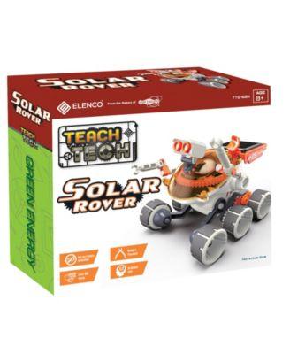 Teach Tech Solar Fun 6 Build-It-Yourself Robot Stem Educational Toys