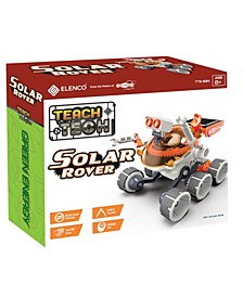 Solar Fun 6 Build-It-Yourself Robot Stem Educational Toys