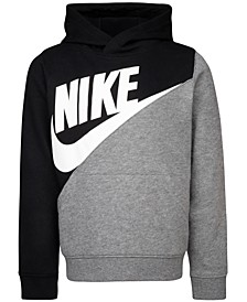 Little Boys Colorblocked Nike Air Hoodie